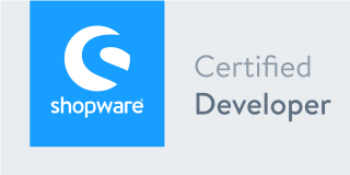 Shopware Zertifikat Developer