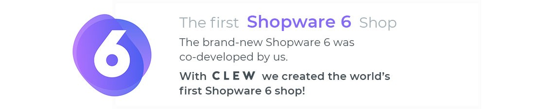 The first Showpare 6 shop