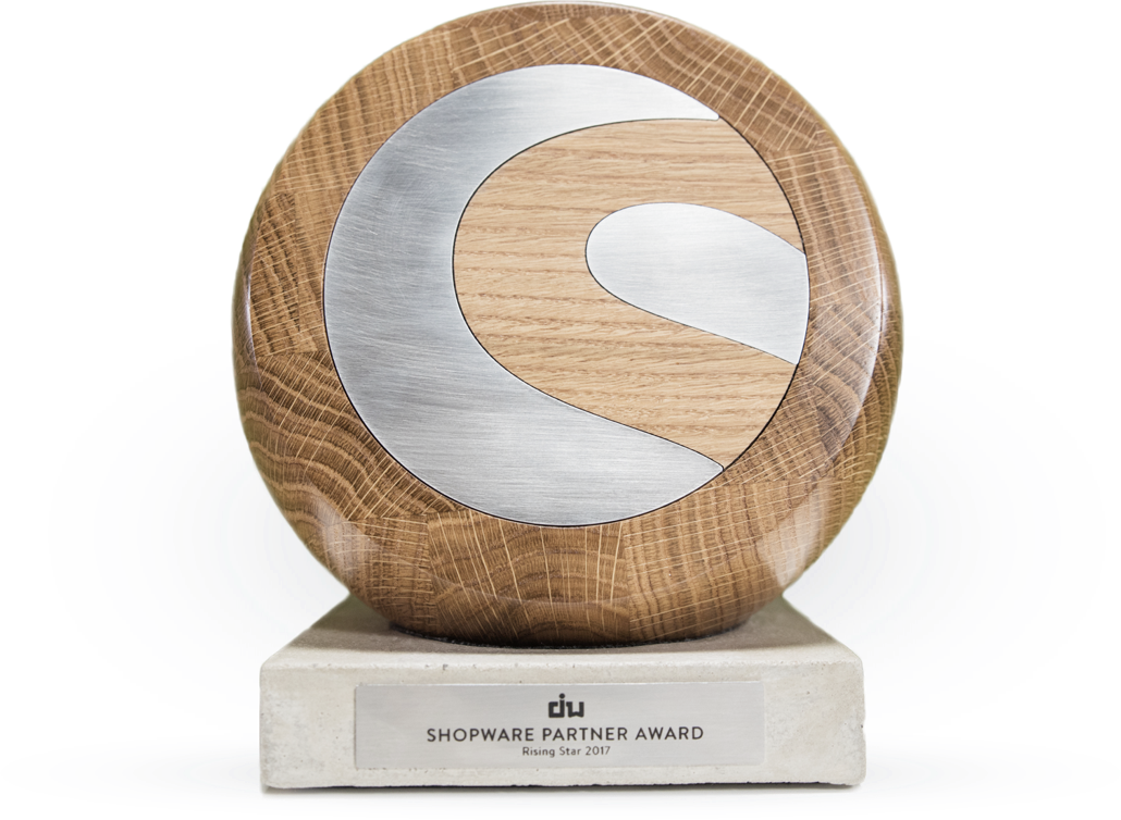Shopware Rising Star Award